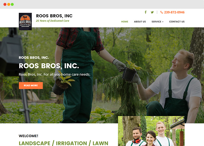 Roos Bros Inc.